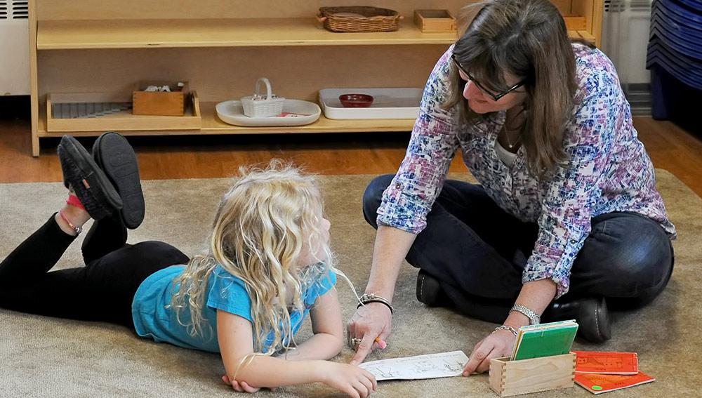 Half Day Preschool Montessori
